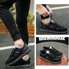 6626 Men Casual Shoes Breathable Sports Shoes Wear Resistant Running Shoes BS