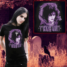 siouxsie sue t.shirt siouxsie and the banshees goth punk rock the creatures