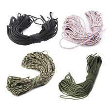 More 550 Paracord Parachute Cord Lanyard Mil Spec Type III 7 Strand Core100FT #E
