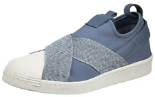 adidas Originals Superstar Slip On Sneaker Sport Shoes Trainers blue S76410 SALE