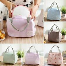 Insulated Thermal Cooler Lunch Box Carry Tote Picnic Case Storage Bag Portable