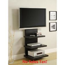 """Wall TV Stand Up to 60"""" 3 shelves Home Media Entertainment Center Furniture"""