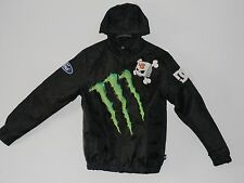 DC SHOES MONSTER KEN BLOCK 43 SKATE RALLY WINDBREAKER JACKET SUBARU fox RACING