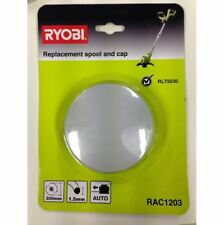 Ryobi Line Trimmer Replacement Spool & Cap - Twist Auto Feed - 1.5mm or 1.6mm