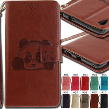 For Sony Smartphone Shockproof Flip PU Leather Skin Card Case Wallet Stand Cover