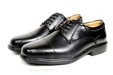 La Milano Mens Shoes Genuine Leather, Brown, Extra wide 3E (EEE), Slip on  A718W