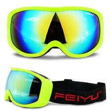 Snowboard Goggles Anti-fog Protective Spectacles Motorcycles Cycling Glasses