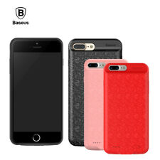 Baseus External Slim Charging Battery Backup Charger Power Case for iPhone 8 7+