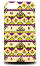 AZTEC TRIBAL PATTERN 4 HARD CASE COVER FOR APPLE IPHONE 7 PLUS