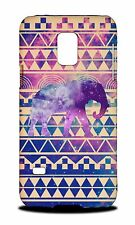 AFRICAN TRIBAL AZTEC ELEPHANT #15 HARD CASE COVER FOR SAMSUNG GALAXY S5 MINI