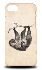 TWO-TOED-SLOTH HARD CASE COVER FOR APPLE IPHONE 7