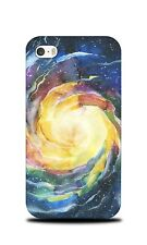 WATERCOLOR SPACE ART 15 HARD CASE COVER FOR APPLE IPHONE 4 / 4S