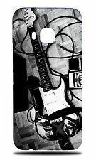 MUSIC ELECTRIC GUITAR 5 HARD CASE COVER FOR HTC ONE M9
