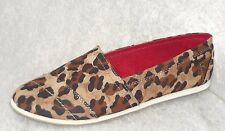 Call It Spring Womens Shoes Slip On Lumina Leopard Print size 6.5 NEW