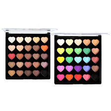 25 Colors Matte Shimmer Eyeshadow Eye Shadow Palette Makeup Pigment Powder