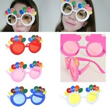Birthday Novel Party Funny Glasses Theme Sunglasses New Supplies Happy Party