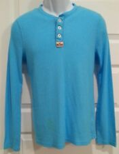 Hollister by Abercrombie Mens Size Small Long Sleeve Henley Shirts Thermal B20