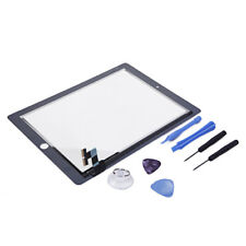 Touch Glass Screen Digitizer w/ Home Button Assembly+Frame For iPad 3 Generation