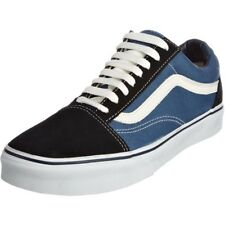 Vans UA Old Skool Navy Textile Trainers Shoes