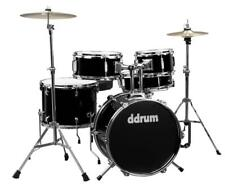 ddrum 5 Piece Junior Drum Kit with Hardware & Cymbals