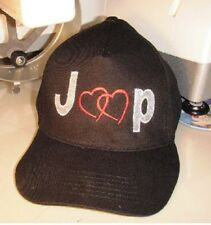 JEEP LOVER Hat - Classy EMBROIDERED  with  JEEP HEARTS  DESIGN - CRUSHPROOF BOX