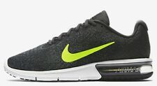 Nike AIR MAX SEQUENT-2 MEN'S RUNNING SHOE Dark Grey/Anthracite- US 9, 9.5 Or 10