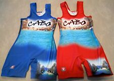 "Brute Wrestling Singlet, ""CABO"" Youth Boys & Adult Sizes, New!!"