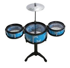 Kids Toy Drum Musical Classic Easy Set Up Desktop Holiday Gift Children Play Set