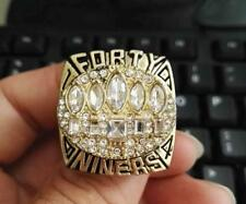 1994 San Francisco 49ers Rugby Championship ring Size 10-13