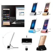 USB 3.1 Type C Charger Sync Data Dock Cradle Station For HTC Huawei Samsung LG