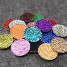 Cosmetic Glitter Eyeshadow Powder Eye Shadow Makeup Shimmer Palette 6 Color