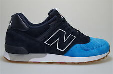 New Balance M 576 PNB BLUE MADE IN ENGLAND SHOES TRAINERS 521091-60-10