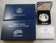 2006-P GEM Proof Franklin Founding Father Commemorative Silver Dollar Coin CB278