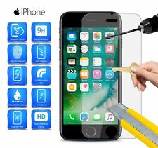 For Various Apple iPhone iPod - Anti-Scratch Tempered Glass Screen Protector 9H
