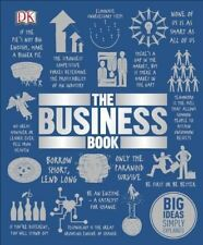 The Business Book by DK (Hardback, 2003) NEW