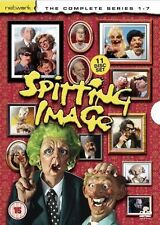 Spitting Image - Series 1-7 - Complete  11-Disc  Box Set  New     Fast  Post