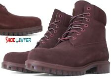 TIMBERLAND MENS LIMITED RELEASE AUTUMN LEAF COLLECTION PREMIUM 6 INCH BOOT A18QB