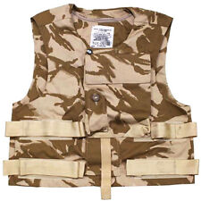 British Military Body Armour Vest Cover DDPM Desert DPM Camo Army Flak Jacket