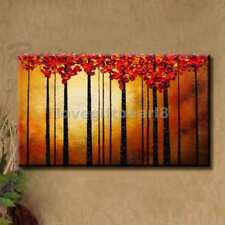 """""""Hand painting""""Huge Modern Abstract Huge Wall Art Oil Painting On Canvas ,Tree"""