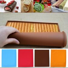 Mat Silicone Baking Oven Liner Sheet Non Stick Heat Resistant Tray Kitchen Tools