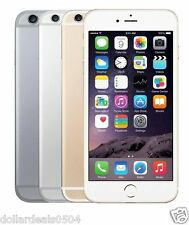 Unlocked Apple iPhone 6 Plus 4S 16GB GSM Smartphone Silver Gold Grey .