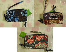 VERA BRADLEY All in One Crossbody Wristlet  iPhone 6+ Wrist and Shoulder Strap