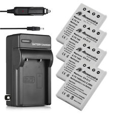1400mAh EN-EL5 Battery + Charger for Nikon Coolpix P510 P520 P530 P90 P100 P500