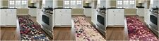 """Contemporary Floral Soft Area Rug Runner 2' x 7'2"""" Modern Carpet Hallway Rugs"""