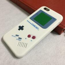 Nintendo Game Boy Silicone Rubber Protective Case Cover for iPhone 4-8 and 6-8 p