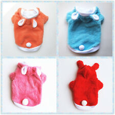 Pet Dog Puppy Vest Jacket Coat  Dog Costume Winter Warm Clothing Apparel