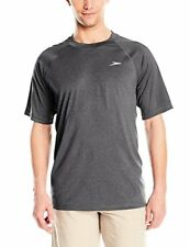 Speedo Men's Heather Easy Short Sleeve Swim Tee Shirt - Choose SZ/Color