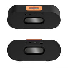 HIFI Double Horn Subwoofer Super Bass Bluetooth Speaker Stereo Sound System JH3