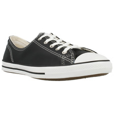 Converse CT Fancy OX Leather 544853C black sneakers 37.0,37.5,40.0