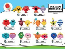 New McDonald's Happy Meal Toy 2017 Mr.Men & Little Miss Individual Pieces
